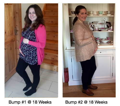 Week 18 Bumps 1 and 2