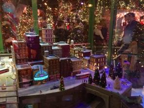 Family Days Out - Visiting Santaland at Macy's New York
