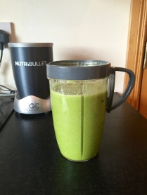 Week 25 Update - Green Juice