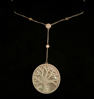 Week 25 Update - Tree of Life Necklace
