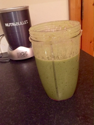 Pregnancy Update Week 26 - Green Juice