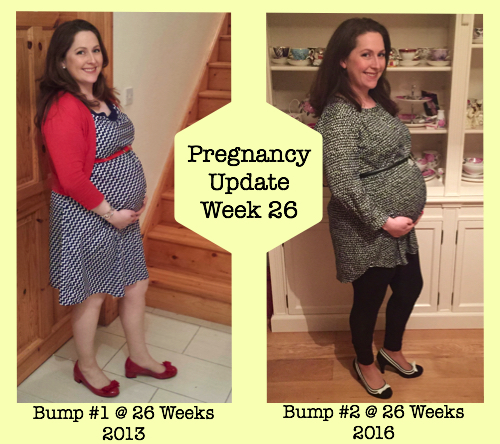 Pregnancy Update Week 26