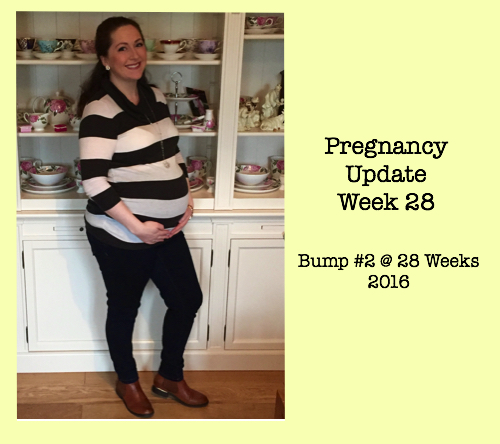 Pregnancy Update Week 28