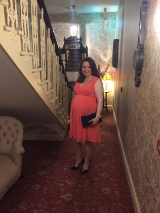 Pregnancy Update Week 32 - Birthday Dinner