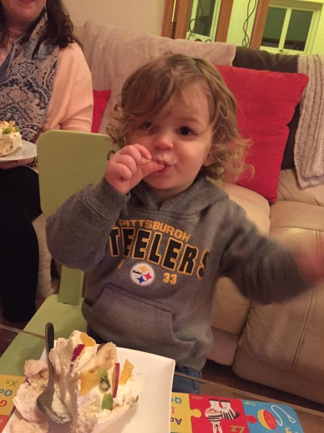 Pregnancy Update Week 32 - Birthday Cake