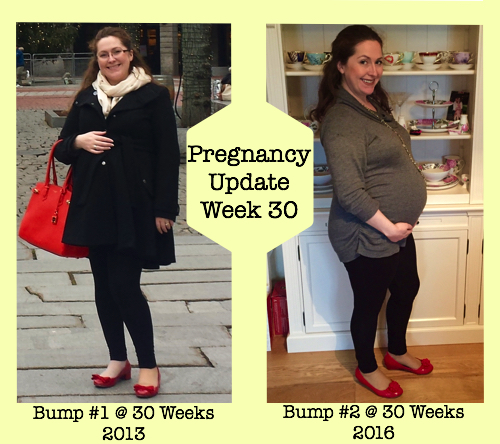 Pregnancy Update Week 30