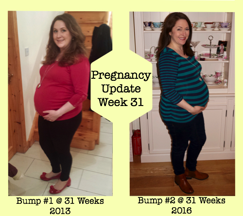Pregnancy Update Week 31