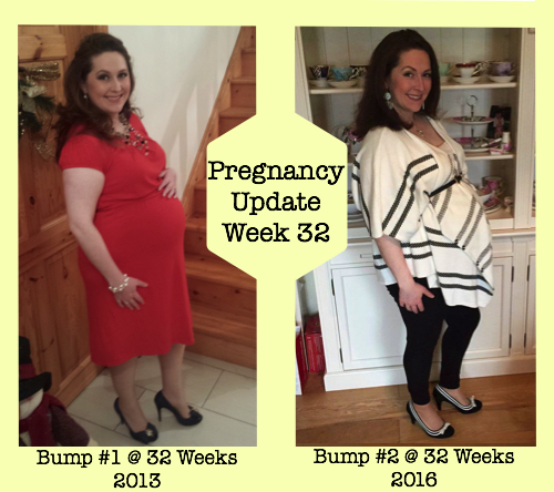Pregnancy Update Week 32