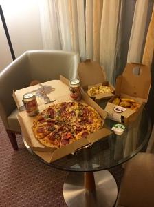 Pregnancy Update Week 37 Pizza!