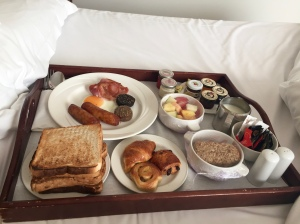 Pregnancy Update Week 37 Breakfast in Bed!