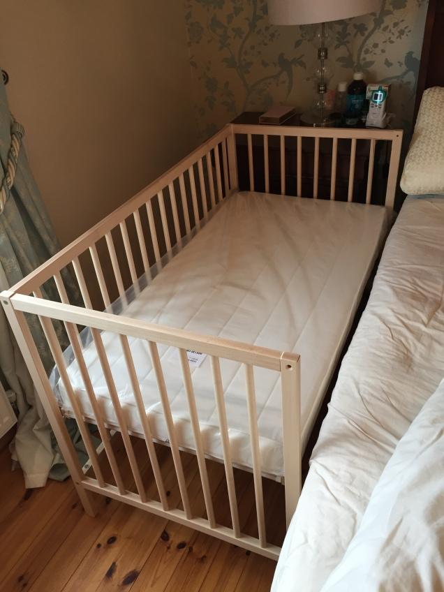 Pregnancy Update Week 36 - Co-Sleeper