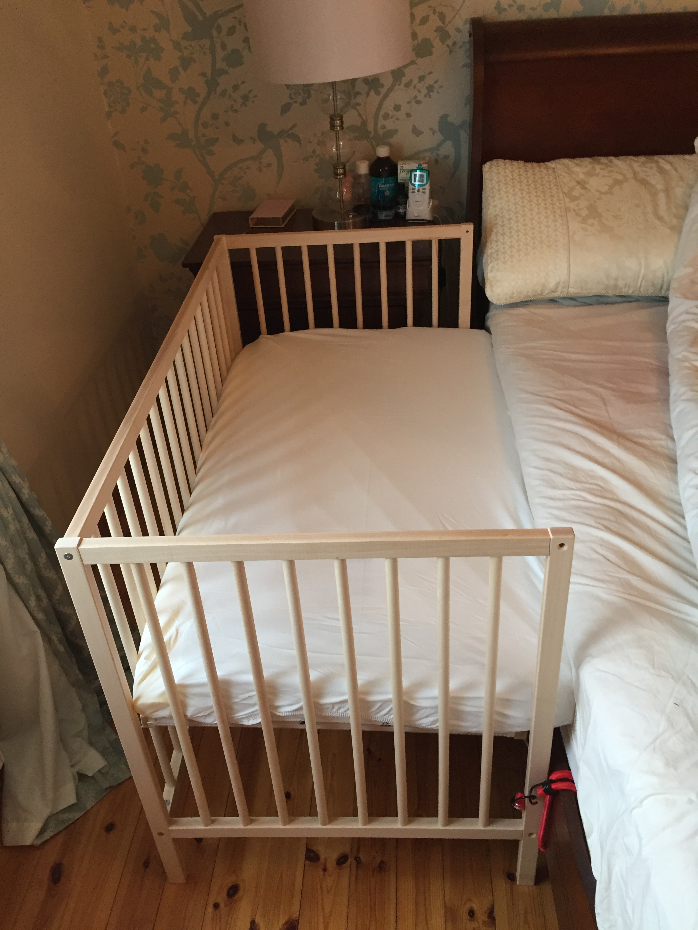 Pregnancy Update Week 36 Diy Co Sleeping With Ikea Maverick Mammy