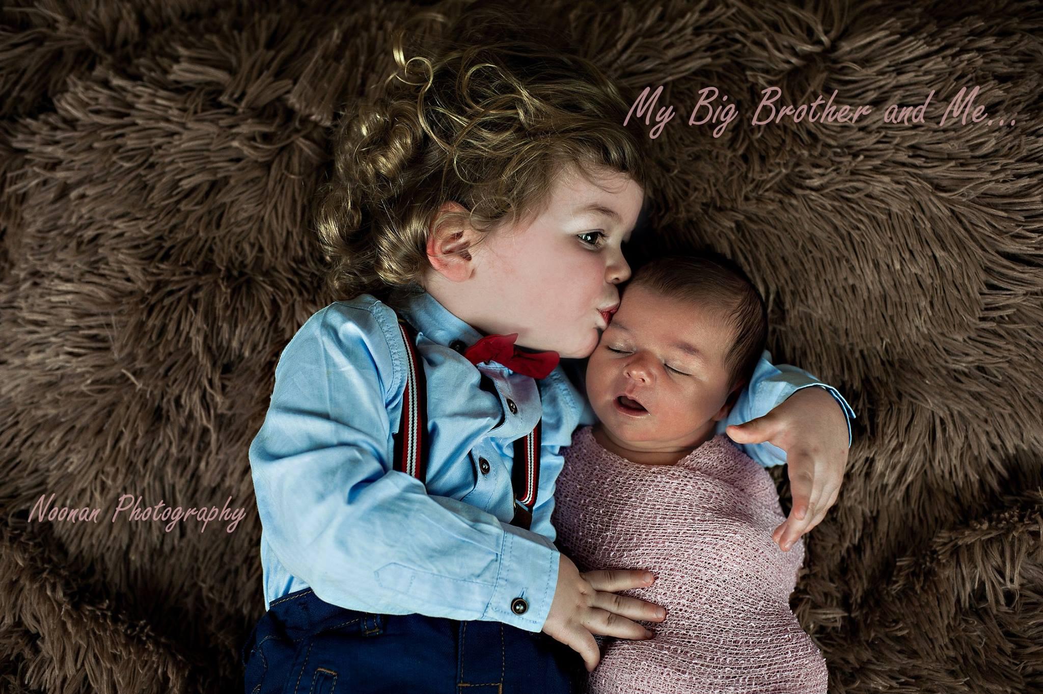 Little Lady Newborn Photo Shoot - Photos by Maya Noonan