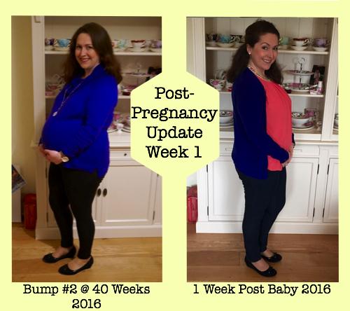 Baby Update Week 1