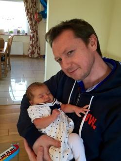 Baby Update Week 1 - Meeting Little Lady